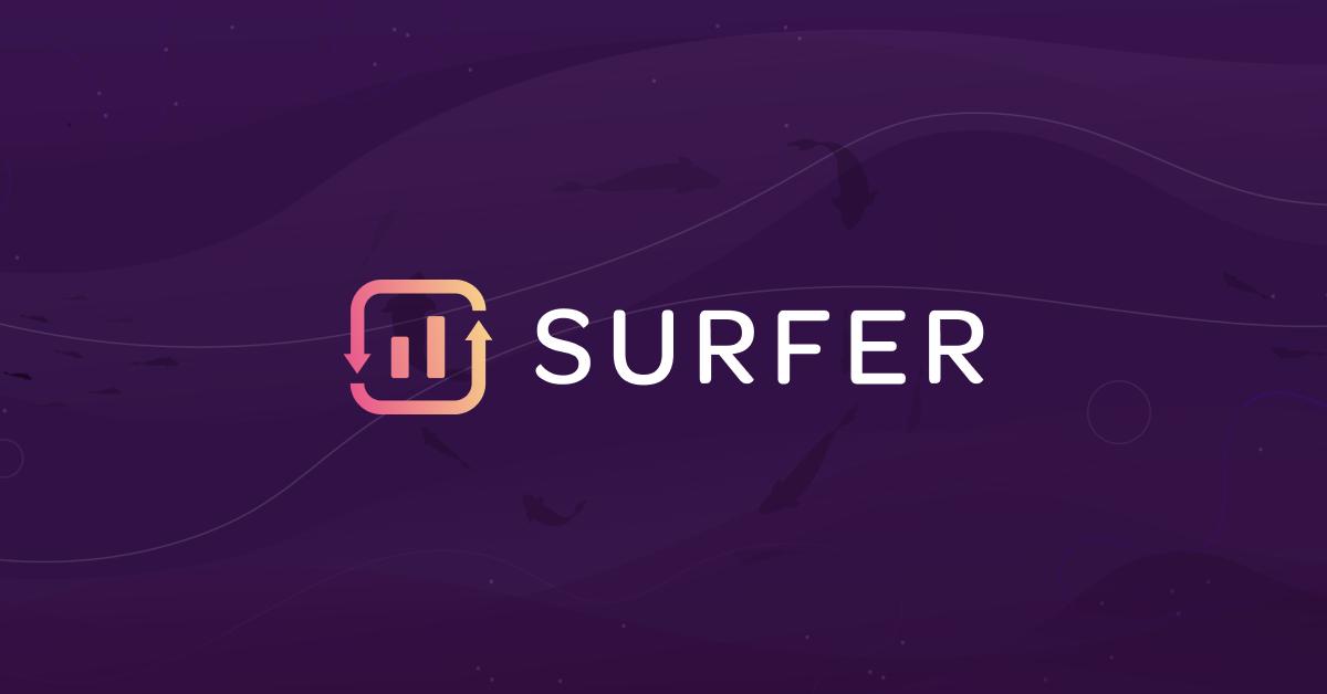 SurferSEO - Best Online Marketing Tools in 2021