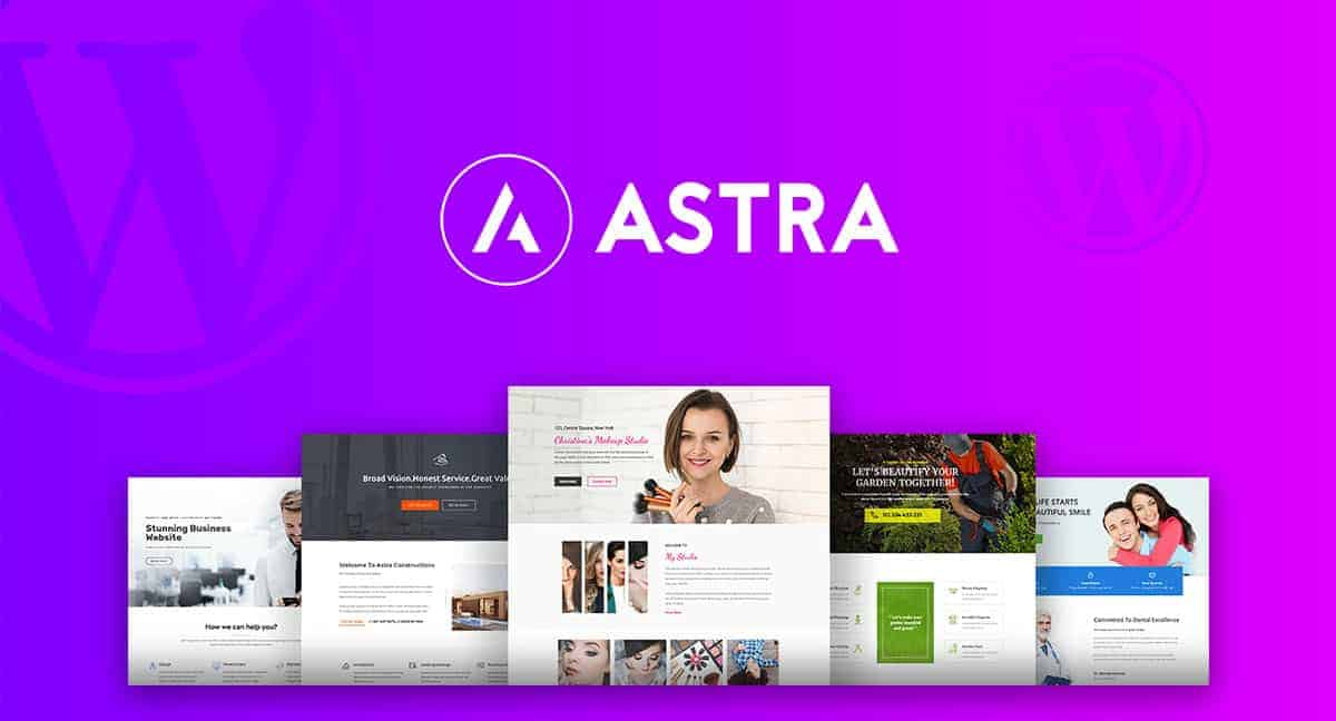 WPAstra WordPress Theme