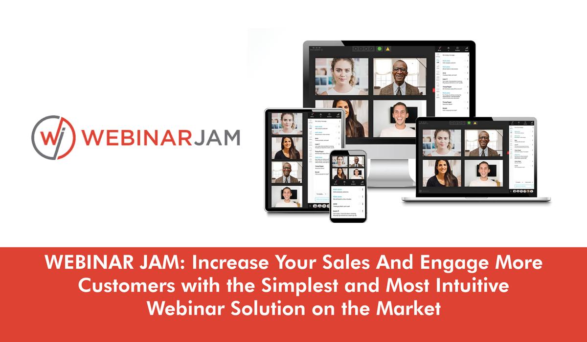 Webinar-jam - Best Online Marketing Tools in 2021